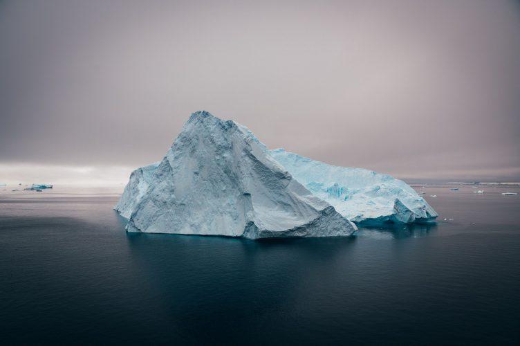 Eisberg voraus - Die Geschichte der Eisberge